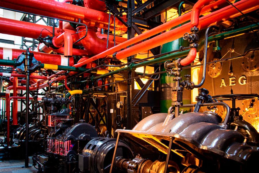 Curso Oleohidráulica Industrial Básica (OIB)